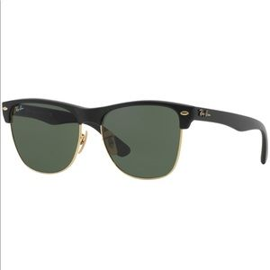 Ray-Ban; Sunglasses, RB 4175 CLUBMASTER OVERSIZED